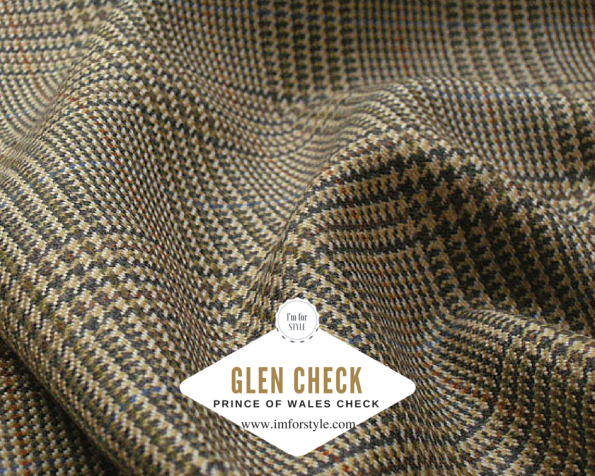 Prince of Checks- Glen