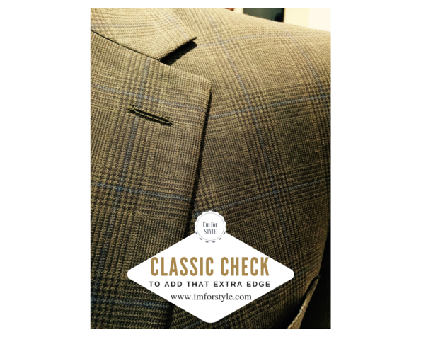 Kind of Checks... Men Essentials!