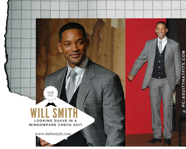 Will Smith! This man never goes wrong...