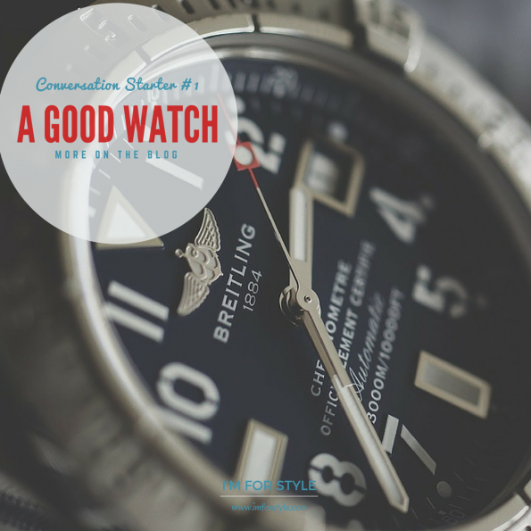 Men, watch, relationship, style, fashion