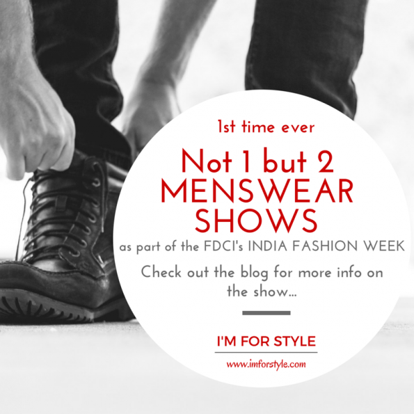 AIFW16, amazon, fdci, menswear show, fashion, style