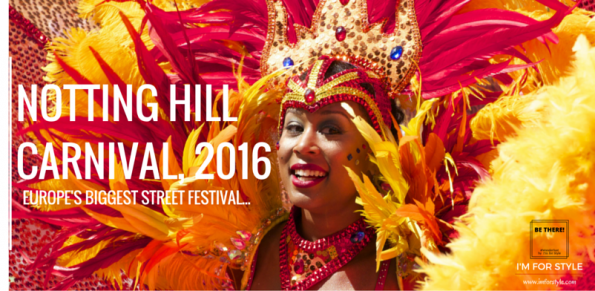 Notting Hill carnival, UK, Travel guide, events in london, 2016 london events