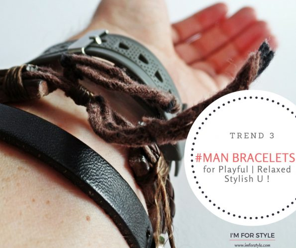 6 Men's Fashion Trends to know in 2016, men bracelets, imforstyle, aanchal prabhakar jagga, men trends, mens fashion, mens style trends, accessories for men