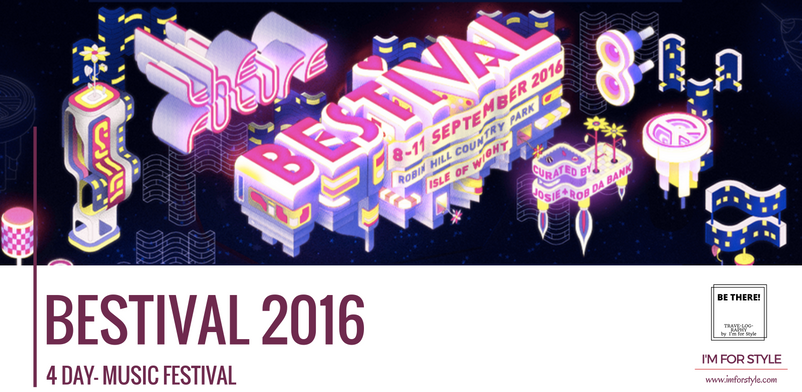 Bestival 2016, UK, Travel, Music festival