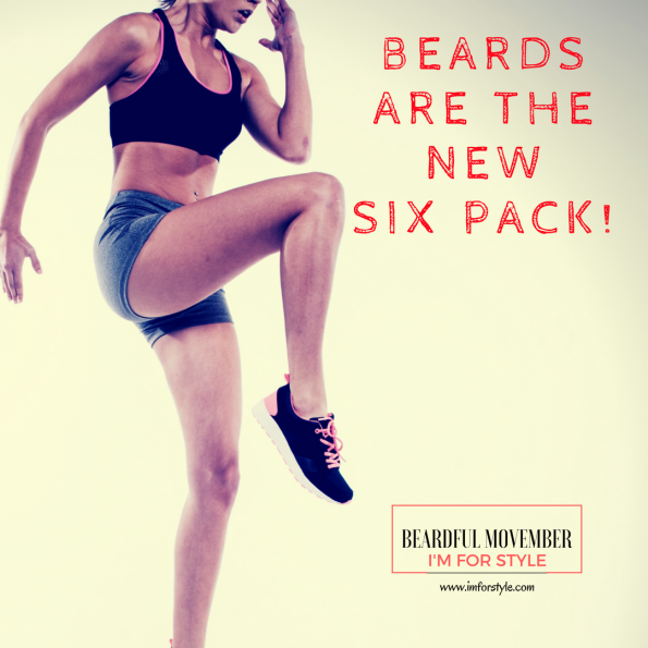 Beards are the new six pack, fitness, Movember, moustache, imforstyle, beards, men style, men style blog, grooming, hairstyles, aanchal prabhakar, beard facts, what women want, men style inspiration