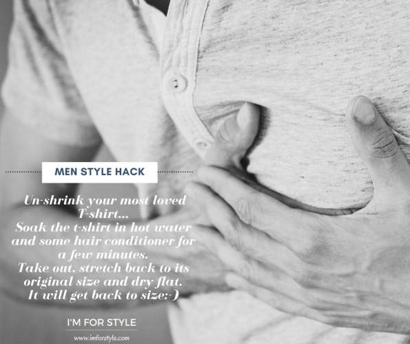 Men style Hacks, imforstyle, menstyle, menswear, hacks, aanchal prabhakar jagga, men, men style blog, best blog on men